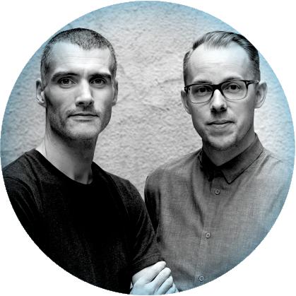 Nicol Boyd & Tomas Rosén