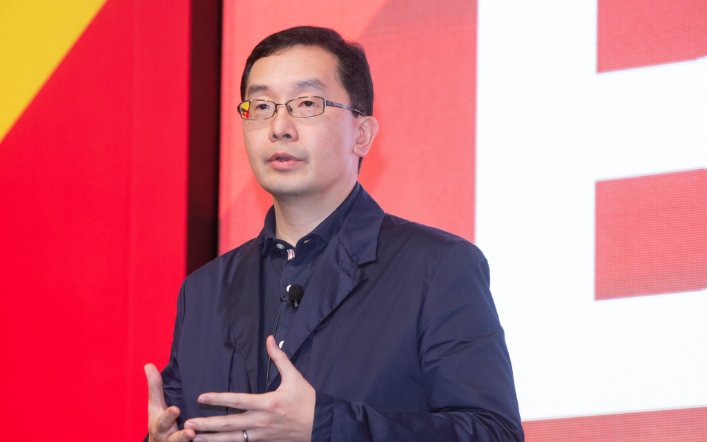 Dr Edmund Lee, Executive Director, Hong Kong Design Centre